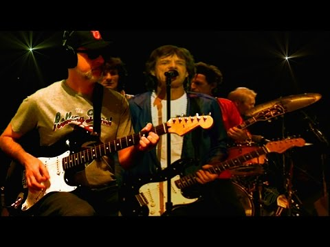 When The Whip Comes Down live subtitulada Rolling Stones & RollingBilbao gitar cover HD
