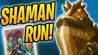 Tribute from the Tides - Shaman Rumble Run | Rastakhan's Rumble Adventure | Hearthstone thumbnail