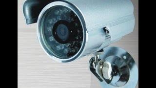 Usb камера для охраны  + веб камера(Отличная камера! с ней идёт 5 м кабеля и переходник ешё на 4 камеры ..., 2013-02-10T06:21:16.000Z)
