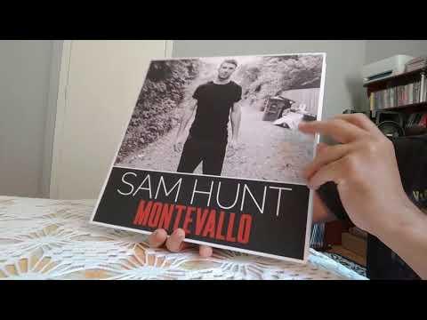 Sam Hunt -  Montevallo - Vinyl Unboxing