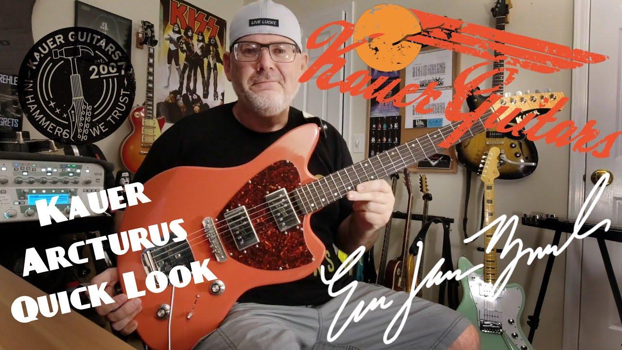 Kauer Arcturus Quick Look - YouTube