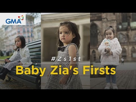 #Zs1st: Baby Zias Firsts