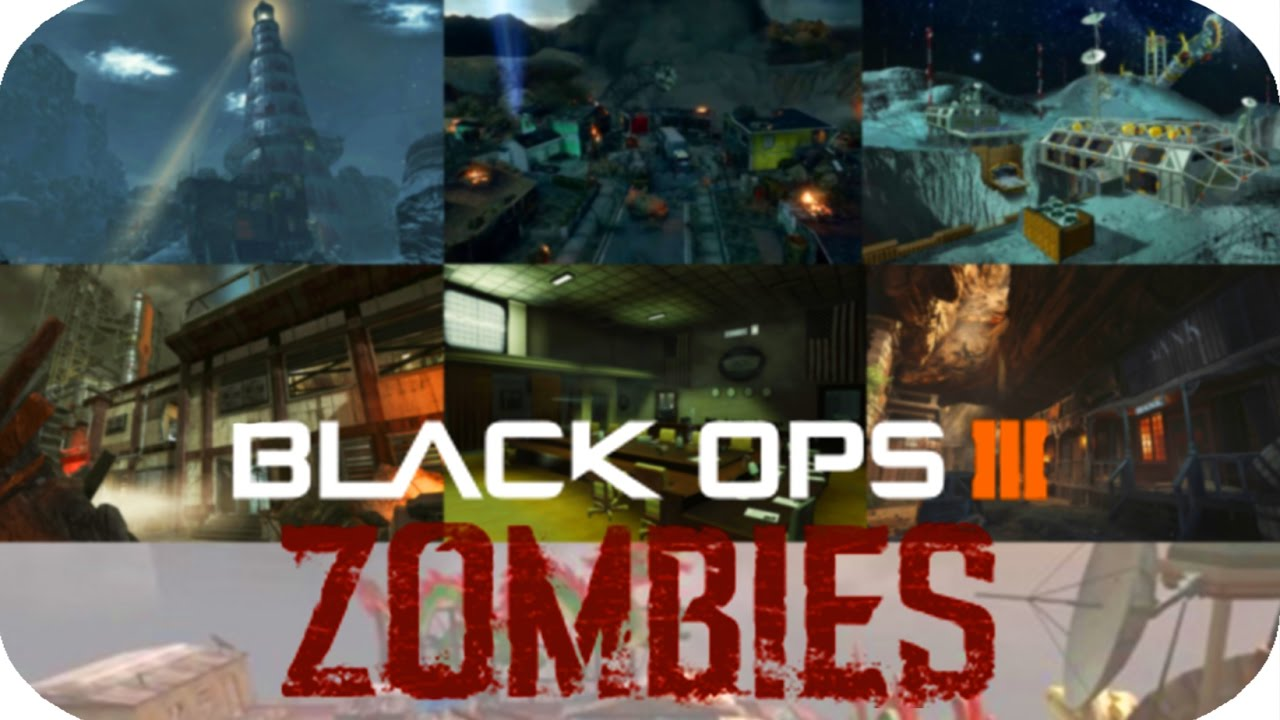 MAPS BEING REMASTERED IN BLACK OPS ZOMBIES AND WHY ALL - All of us remastered bo3 zombies maps