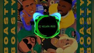 Boasty Remix - Dj Kelvin x Wiley Ft. Stefflon Don Ft. Sean Paul Ft. Idris Elba