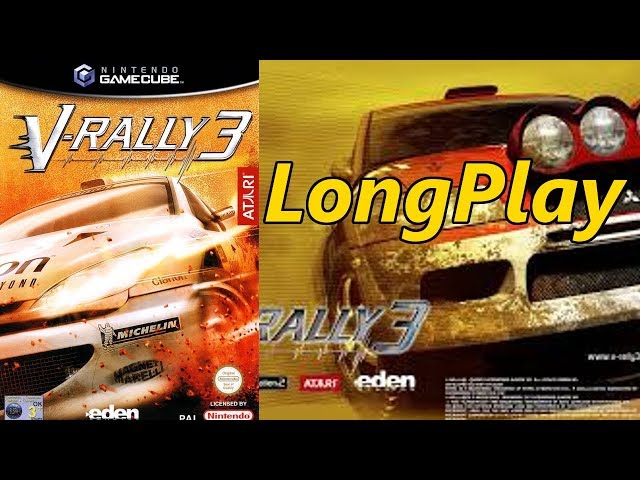 V-Rally 3 - Longplay Walkthrough (No Commentary)