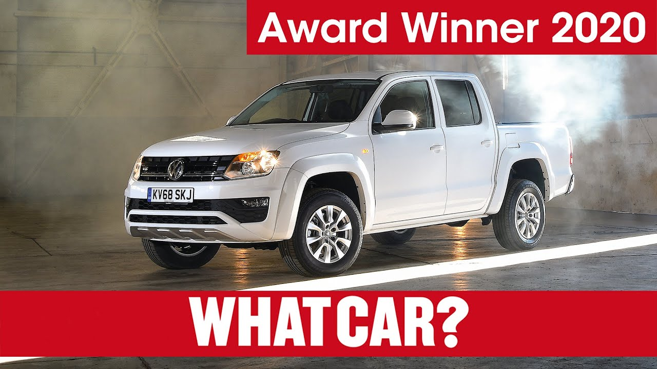 Volkswagen Amarok Why It S Our 2020 Pick Up Of The Year What Car Sponsored Youtube