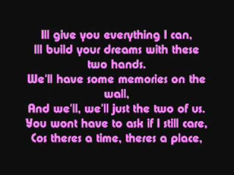 Tom Zanetti- I Swear (Lyrics On Screen)
