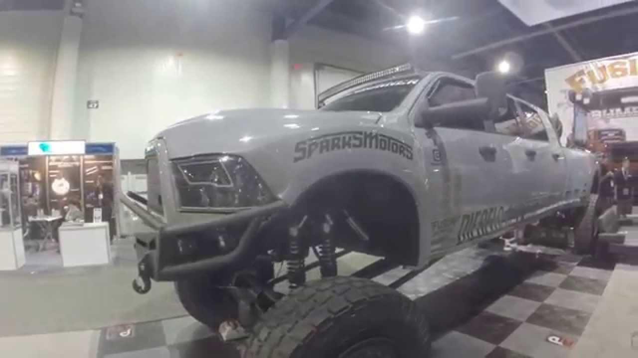 Diesel Brothers Mega Ram >> Mega Ram Runner By Diesel Brothers