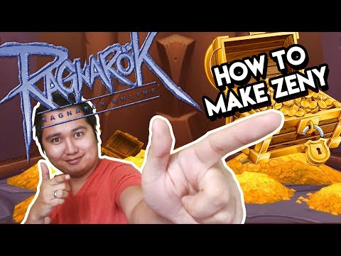 Ragnarok Online - 3 Tips To Make Zeny On RO For Beginners