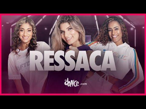 Ressaca - MC Kevin  FitDance TV Coreografia