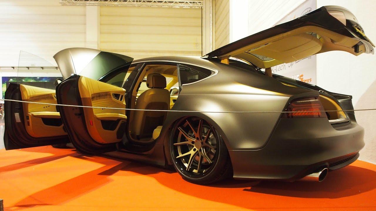 Voiture miniature Diecast Model Car AU1 Lot de 2 Audi A7 sportback 1//43 iScale