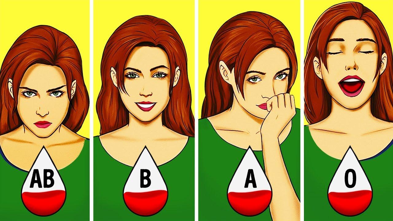 Nhóm máu tiết lộ gì về tính cách của bạn