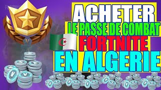 Buy THE COMBAT FORTNITE PASS IN ALGERIA