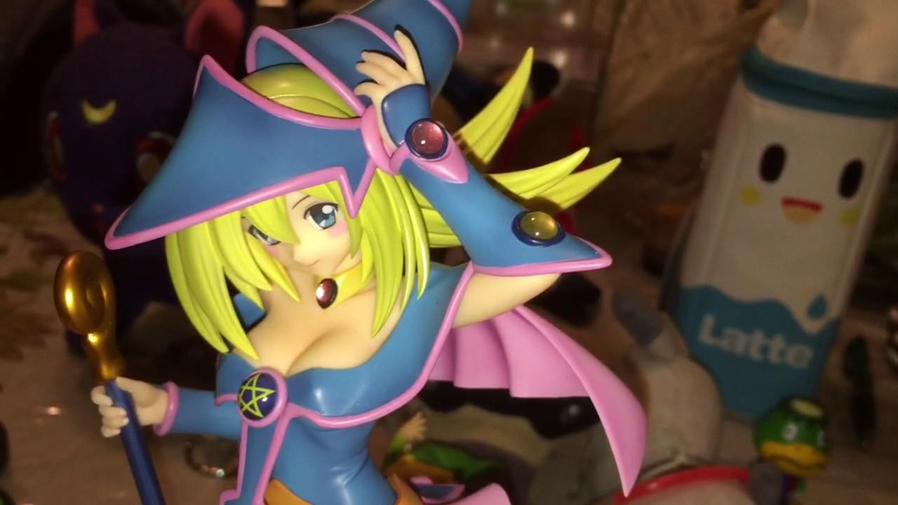 Dark Magician Girl Figure Max Factory Good Smile Company