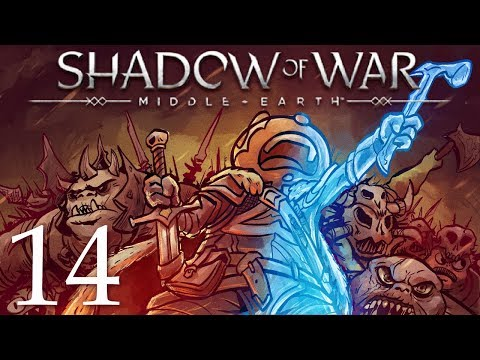 Middle Earth Shadow of War Gameplay Walkthrough Part 14: Doing Them a Favor