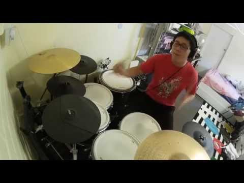Cokelat - Kebyar Kebyar (drum cover) by Budi Fang