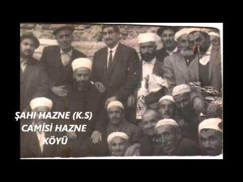 Şeyh Ahmed El-Haznevi (k.s) Meded Ya Şahı Hazne Kasidesi