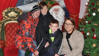 Santa Grants Kids' Wish to Be Reunited With Military Dad