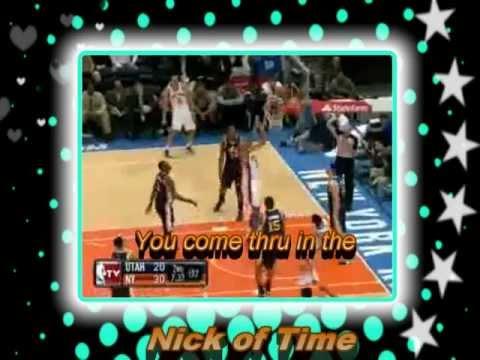Nick of Time - Jin ( Lyrics + Link )