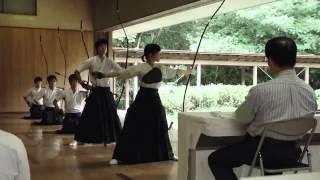ÉÉN SCHOT ÉÉN LEVEN - Kyudo - Japanese Archery