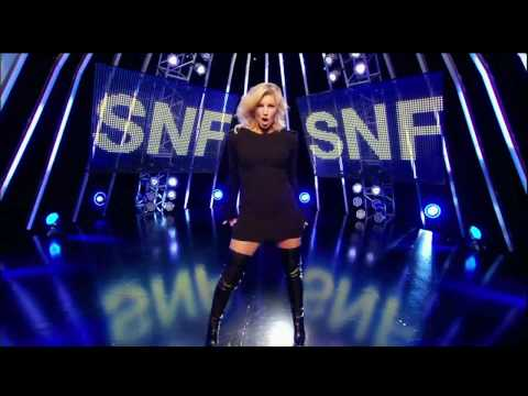 NBC Sunday Night Football Intro with Faith Hill (January 3, 2010 Bengals vs. Jets) 720p HD