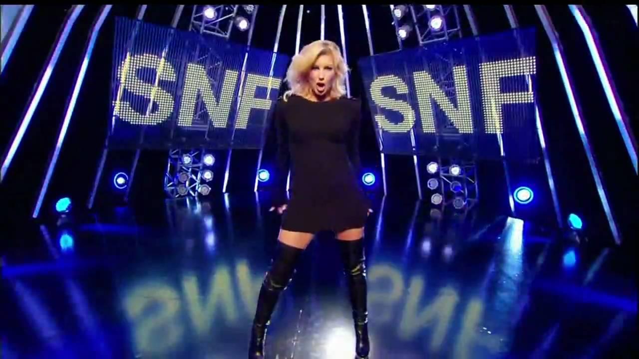 NBC Sunday Night Football Intro with Faith Hill (January 3 ...