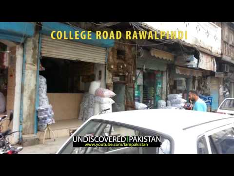 College Road Rawalpindi