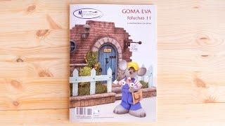 Revista Goma Eva Fofuchas 11 de Manos maravillosas