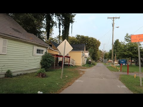 NASHVILLE TENNESSEE HOODS AND HOUSING PROJECTS