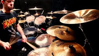 10 Minute Drum Solo Josh Steffen