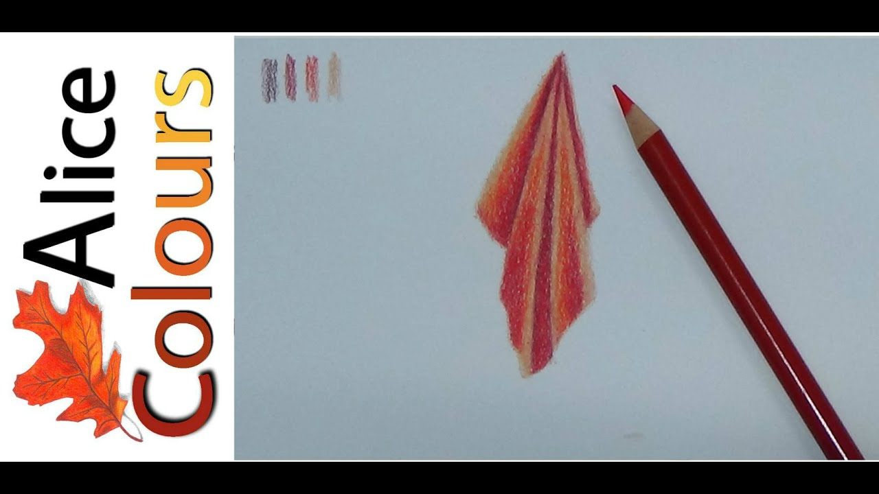 How to draw with colored pencils - How To Draw Clothes In Colored Pencils