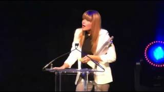 DailyGrace's IAWTV Awards 2013 Acceptance Speeches