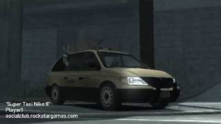 GTA - Super Taxi Niko II