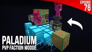 ON S'EST FAIT CHOPPER EN PLEIN PILLAGE ! - Episode 76 | PvP Faction Moddé - Paladium S4