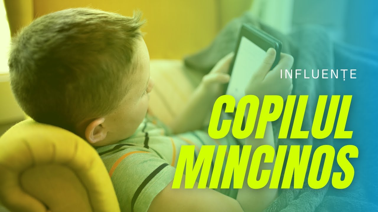 Copilul MINCINOS | Influente | Catalin Barbulescu | SperantaTV