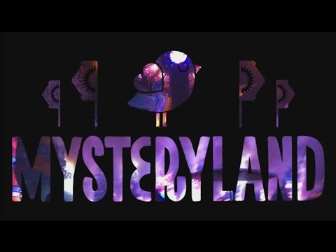 MysteryLand NL 2016 day 1 and 2 in 4K