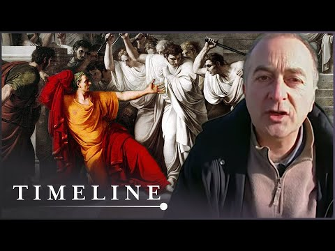 Tony Robinsons Romans: Julius Caesar Episode 2 Roman Empire   Timeline