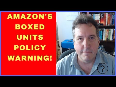 Amazons Boxed Units Policy for FBA