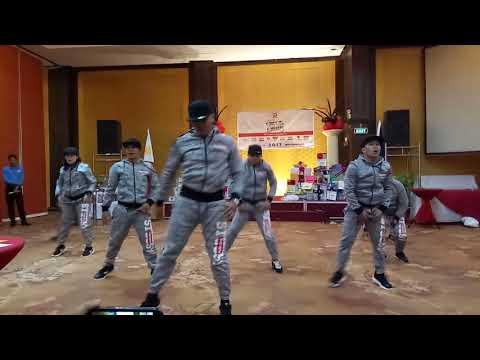 Citi Hardware Cogon dance