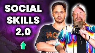 Social Skills 2.0 - JuĮien & Owen Introduce The NEW WAY To Improve Your Communication Skills