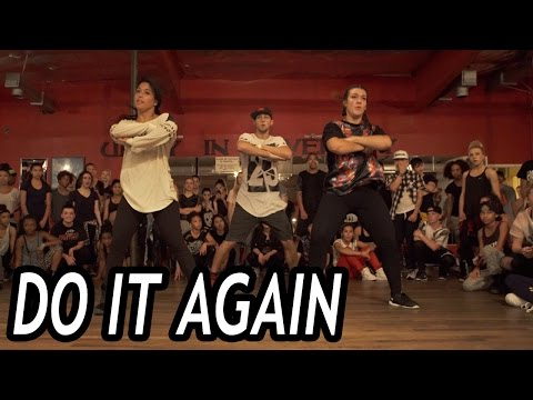 DO IT AGAIN - Pia Mia ft Chris Brown Dance | @MattSteffanina Choreography (@PrincessPiaMia)