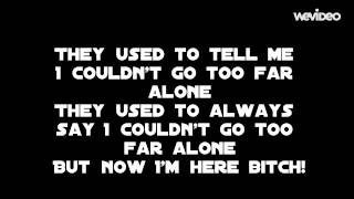 G  Eazy : Far Alone LYRICS
