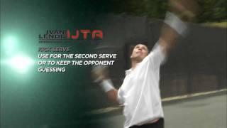 Ivan Lendl Instruction- The Serve