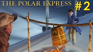 The Polar Express PC Gameplay Playthrough 1080p / Win 10 Chapter 2 The Rooftop