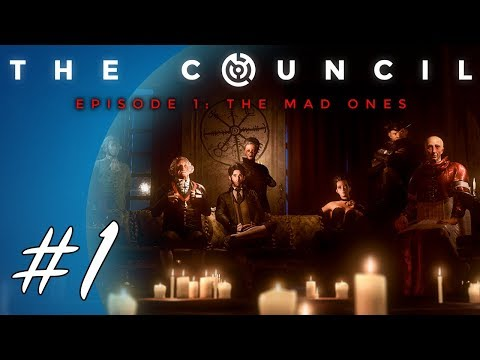 The Council #1