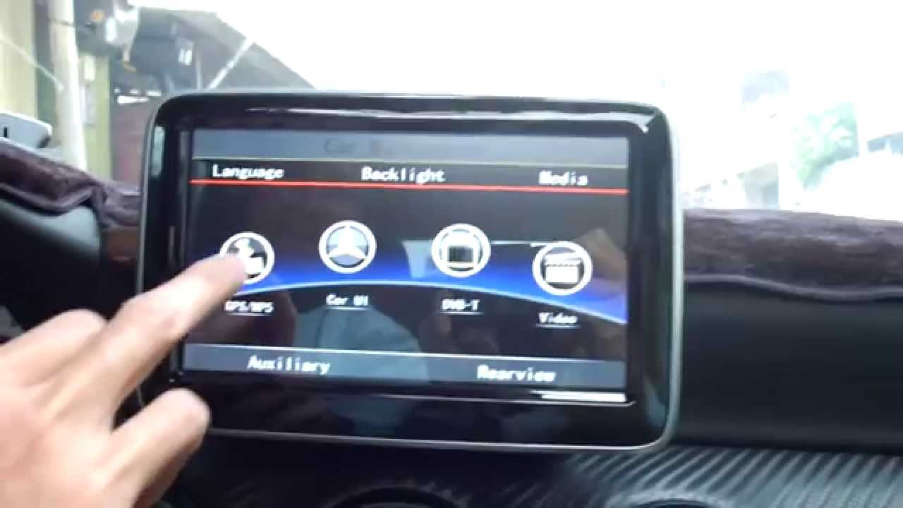 mercedes benz a b cla gla 8 hd capacitive screen gps. Black Bedroom Furniture Sets. Home Design Ideas