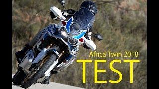 PROVA Honda Africa Twin ed 'Adventure Sports' 2018: su strada ed off-road