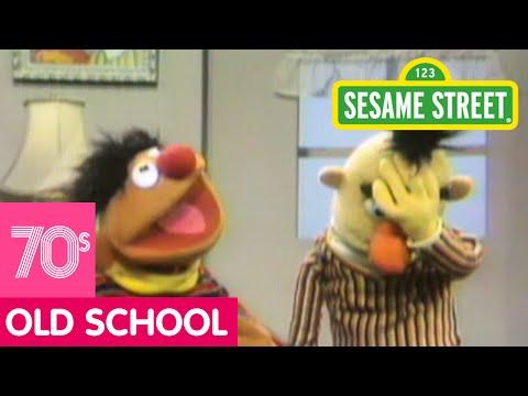 Sesame Street: Bert Gets Angry