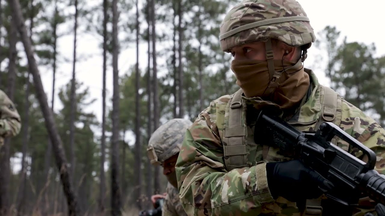 US Military News • US Army Best Medic Competition • 2021