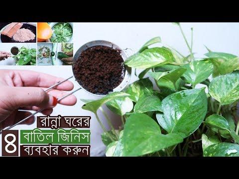 রান্না ঘরের ৪ বাতিল জিনিস ব্যবহার করুন|Use kitchen Wastage|Kitchen tips tricks|Ranna ghor tips